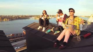 Larsson på taket: tipsar om en ny rappare och får en dum idé