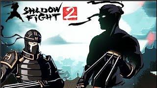 Бой с Тенью 2 #11 Бой с Рысью непростая победа Детский игровой мультик для детей! Shadow Fight 2