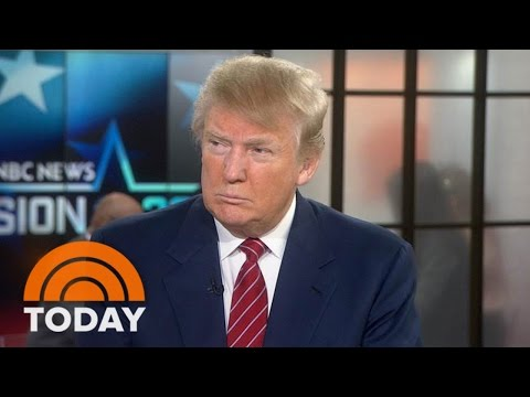 Donald Trump On New Hampshire Win (Full Interview) | TODAY