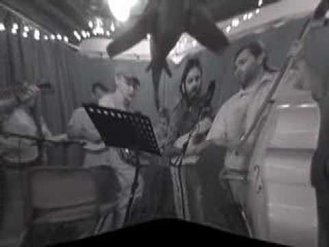 Harmony Bar Bluegrass Jam 4-20-07