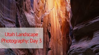 Large Format Landscape Photography in Utah: Day 3