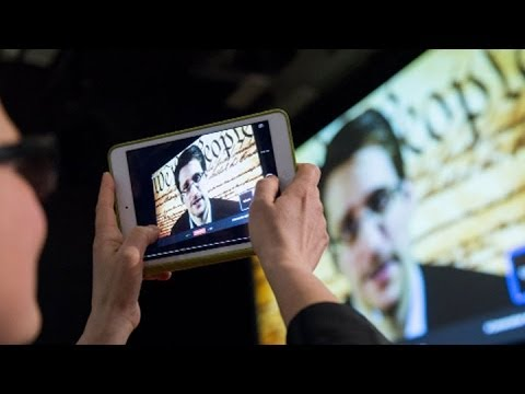 NSA's Michael Rogers: Ed Snowden Arrogant, Intelligent