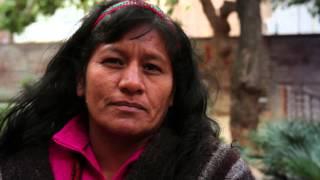Què és la pau per Aida Quilcué?