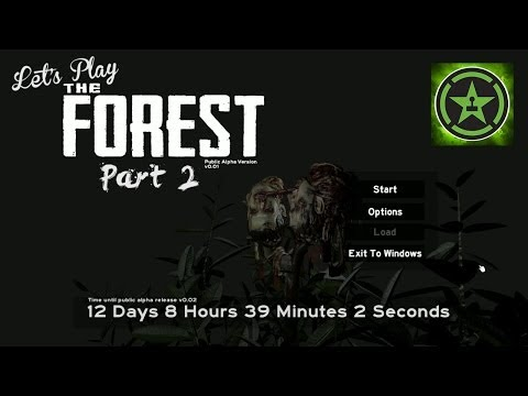 Lets Play - The Forest Part 2
