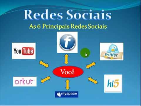 Curso sogre Redes Sociais e Marketing Pessoal Grátis
