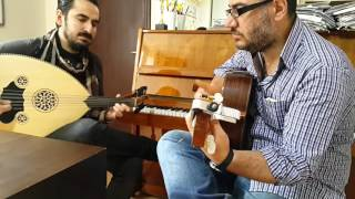 fly to the moon cover ud dersi taksim sanat