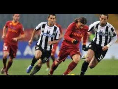 AS Roma ~ Udinese 3~2 [Serie A] 17-03-2014 ~ All Goals and Highlight (HD)