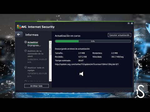 Avg Internet Security 2015 En Español Full Hasta El 2018
