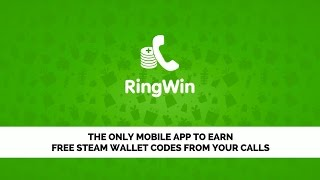 RingWin - Earn Free Steam Wallet Codes