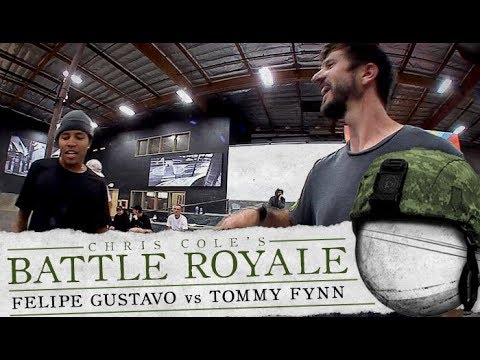 Felipe Gustavo & Tommy Fynn - Battle Royale
