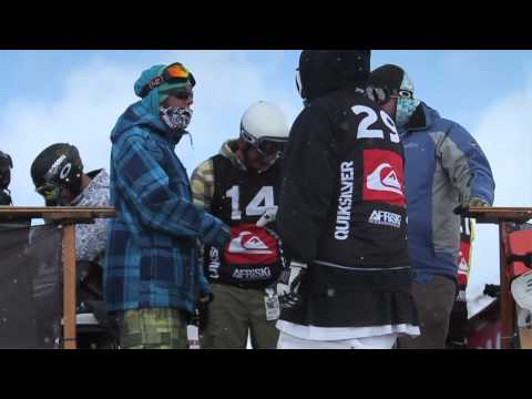 Quiksnow 2012 Teaser - South African Snowboard Champs