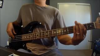 """Purple Rain- Cover"" by Adam Levine (Bass Cover)"