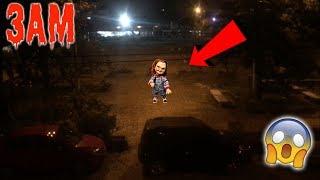 download lagu Chucky Breaks Into My House Chucky Doll Comes To gratis