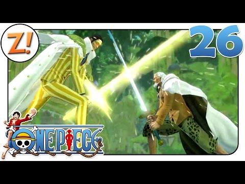 One Piece - Pirate Warriors 3 : Im Licht der Marine  - Teil 2 #26   Let's Play ★ [GER/DEU]