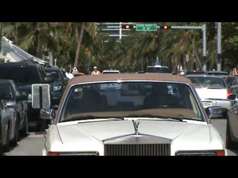 Rolls Royce Cornich II Video