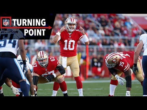 Jimmy Garoppolo Has the 49ers Looking Good on Game-Winning Drive (Week 15) | NFL Turning Point
