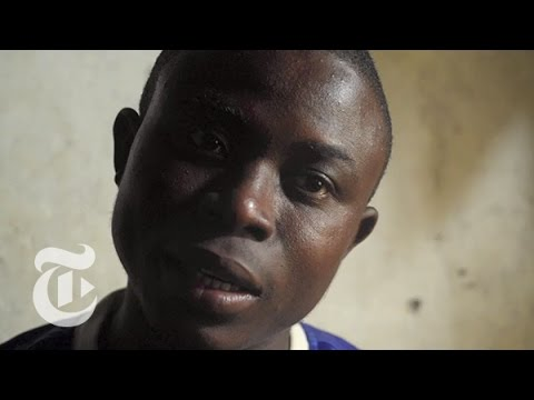 Erison and the Ebola Soccer Survivors | The New York Times