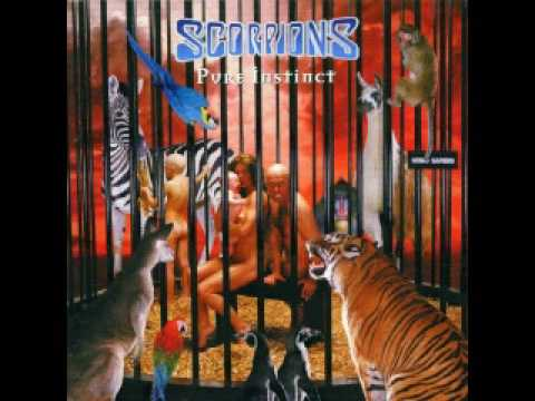 Scorpions - Soul Behind The Face