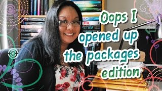 Book Haul Unboxing #80: Oops I Opened Up the Packages Edition (September 2014)