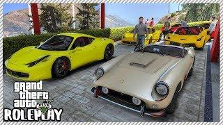 GTA 5 Roleplay - 'RARE' $12.6 Million Ferrari at Ferrari Only Meet & Ride Out | RedlineRP #270