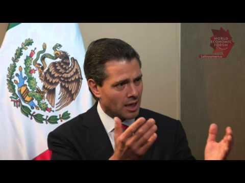 Entrevista al Presidente Enrique Peña Nieto desde Perú