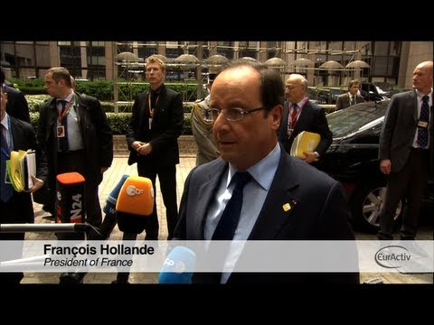 Hollande: Growth and solidarity are central to more EU integration