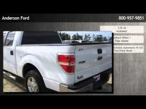 2011 Ford F-150 2WD SuperCrew 5-1/2 Ft Box XLT  - Houston