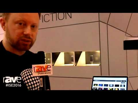 ISE 2016: Realfiction Highlights DREAMOC CMS Pro
