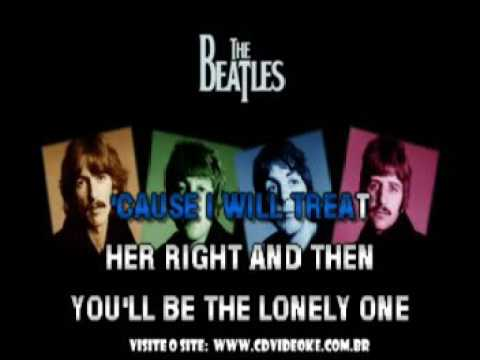 Beatles, The   You're Gonna Lose That Girl