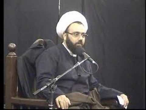 Haj Shaykh Mehdi Daneshmand Lecture,  4th Night, 2006,Part 2 Music Videos