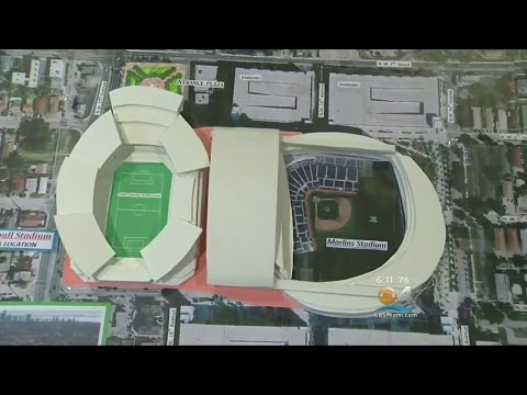 Beckham Announces Soccer Stadium Deal In Overtown