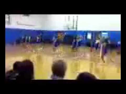 Ballenger creek middle school cheerleaders