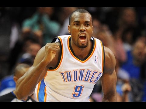 Serge Ibaka's Top 10 Dunks Of His Career