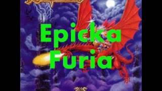 Watch Rhapsody Epicus Furor video