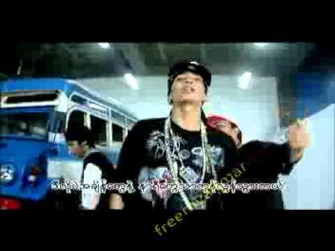 Myanmar Hip Hop Song video