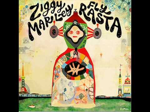Ziggy Marley ft. U Roy - Fly Rasta | January 2014 | Tuff Gong Worldwide