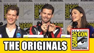 THE ORIGINALS Comic Con Panel 2015