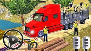 Offroad Truck Animal Transport  - Best Android GamePlay