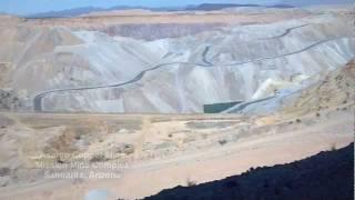 Asarco Copper Mine