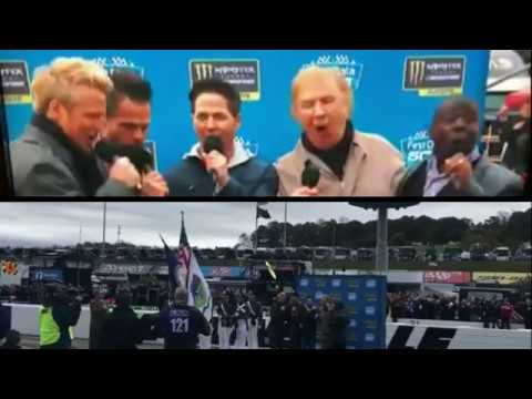 Gaither Vocal Band -The National Anthem!