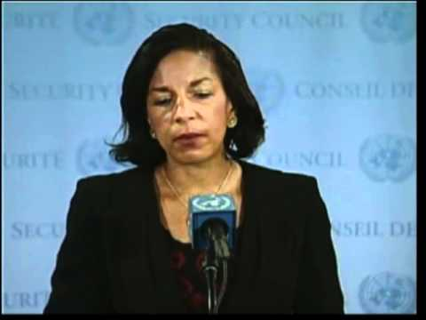 Ambassador Rice Comments on the Democratic People's Republic of Korea and Sudan