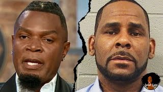 R Kelly's Crisis Manager Turns On Him!