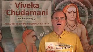 VC479 Individium und Welt sind nichts anderes als Brahmnan - Viveka Chudamani  Vers.479