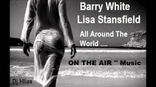 Watch Barry White All Around The World video