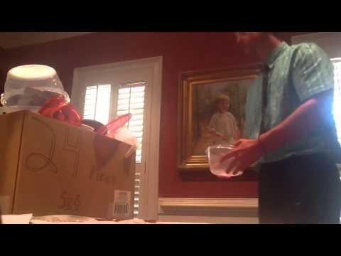 24 piece set ( flint river academy commercial) - 05/09/2014