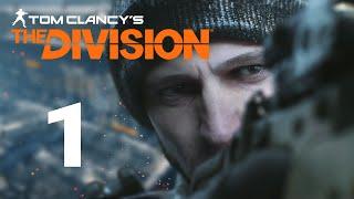 Tom Clancy's The Division - Бруклин, начало (Прохождение на русском, Ультра, 60FPS)