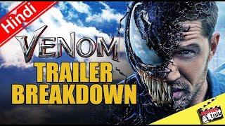 VENOM - Trailer Breakdown [Explained In Hindi]