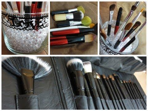 メイクブラシ紹介My Makeup Brushes