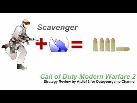 Call of Duty Modern Warfare 2 Scavenger Review (Podcast)