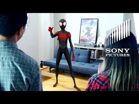 SPIDER-MAN: INTO THE SPIDER-VERSE - Augmented Reality Experience MP3